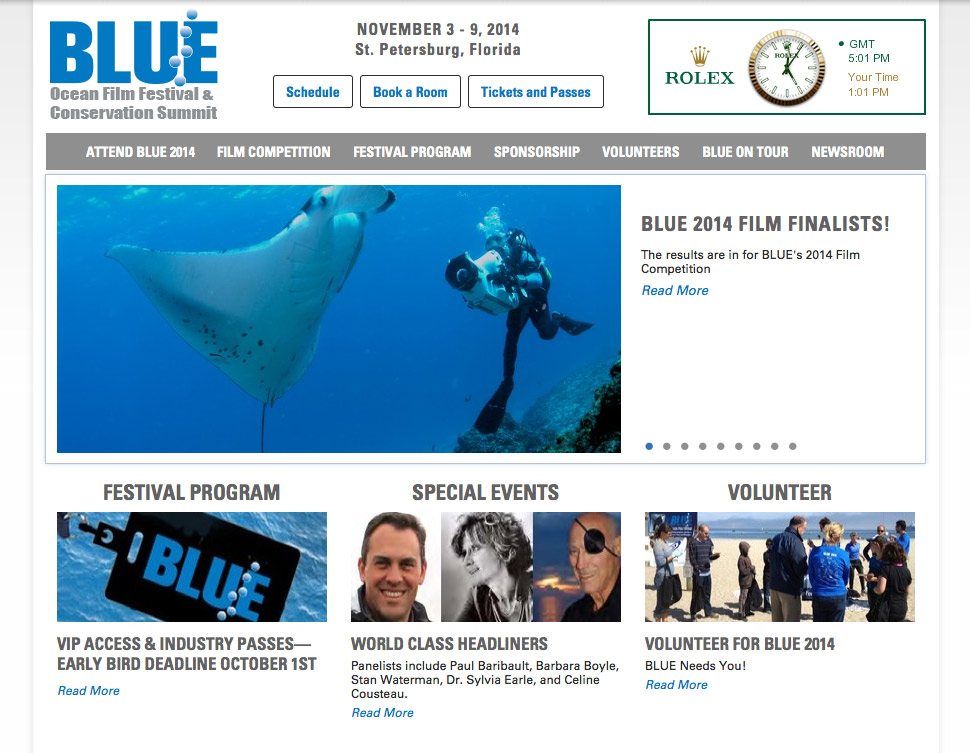 BLUE-ss